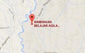 Lokasi Bimbel Aqila Course